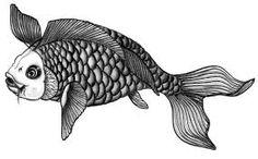 Resultado de imagen para tatuajes de pez koi