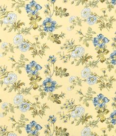 Covington Farrell Blue Fabric For Wing Chairs. $10.05  Group I     onlinefabricstore.net