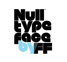 Null free font is applicable for any type of graphic design – web, print, motion graphics etc and perfect for t-shirts and other items like posters, logos.