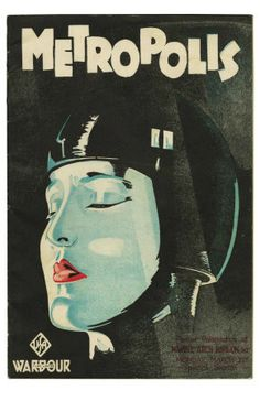 #metropolis #poster