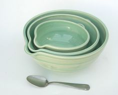 http://www.etsy.com/listing/59965901/nesting-mixing-bowls-in-green