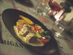 Äijäruokaa: Porsaan sisäfile uunissa Tacos, Food And Drink, Mexican, Chicken, Meat, Ethnic Recipes, Mexicans, Cubs