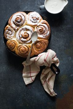 Classic Cinnamon Rolls