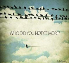 Don't get caught up in the crowd.. Be yourself, be true. You don't need approval to just be you.