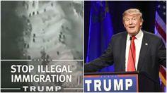 El magnate Donald Trump dio a conocer su primera publicidad en su carrera para llegar a la presidencia de Estados Unidos. El polémico primer spot de la campaña de Donald Trump.