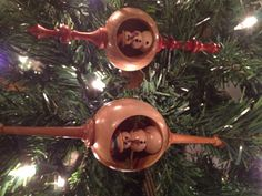Christmas Woodturning Ornaments!