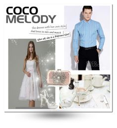 """""""Cocomelody 19"""" by dzenyy ❤ liked on Polyvore featuring Cocomelody"""