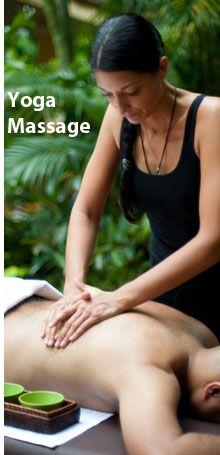 Yoga Massage at Ishavilas