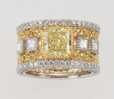 Buccellati Diamond Ring
