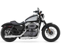 2012 Harley Davidson Sportster 1200 Nightster XL1200N