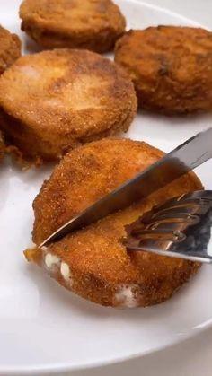 Food Crafts, Diy Food, Kitchen Recipes, Baking Recipes, Low Carp, Food Garnishes, Food Design, Food Videos, Food To Make