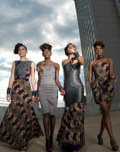 Its African inspired..im going to have something made one day...they look beautiful