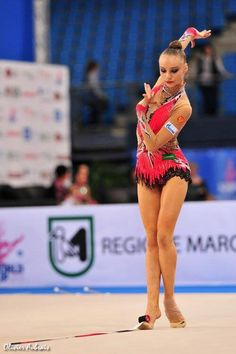 # Daria Svatkovskaya (Russia) #