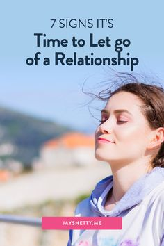 Are you in a healthy relationship or has your relationship changed? In this episode of the On Purpose podcast, Jay Shetty teaches the 7 signs that a relationship or friendship isn't as positive anymore and how to finally leave a toxic relationship. He also talks about letting go and about how to nurture a strong relationship. Ending A Relationship, Relationship Building, Strong Relationship, Broken Relationships, Healthy Relationships, Feeling Drained, Emotionally Drained, Removing Negative Energy, Difficult Conversations