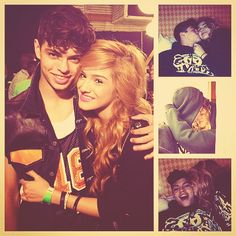 Chachi and Ian. I love them! (:
