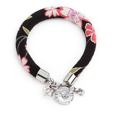 "Desirù ""Ikebana"" Made with Swarovski element...a star on your wrist! #bracelet #desirù #desirumilano #jewelry #swarovski #ikebana #fashion #japan #kimono #milan #bijoux"