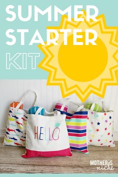 Summer starter kit - Such a cute way to kick off summertime with the kids! This are cheap at-home activities to keep your kids entertained Summer Gift Baskets, Summer Gifts, Summer Fun For Kids, Summer Diy, Summer Ideas, Summer 2016, Hello Summer, Summer Activities For Kids, Fun Activities