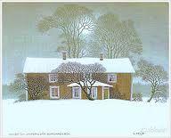 """""""Huset om vintern där sommaren bor"""" - bild av Lennart Helje som är så vacker att jag får gåshud..!"""