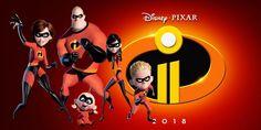 Incredibles 2 trailer features Elastigirl at the center of the action Incredibles 2 Poster, Watch Incredibles 2, Edna Mode, Disney Pixar, Netflix, Superhero Family, Trailer Peliculas, Studios, Inspirational Movies
