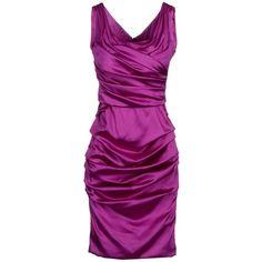 DOLCE & GABBANA Short dress ($975) ❤ liked on Polyvore