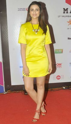 Parineeti Chopra at the MAMI Movie Mela. #Bollywood #MAMI2015 #Fashion #Style #Beauty #Hot #Sexy #Punjabi