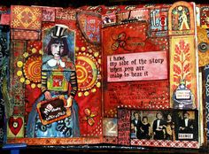 My Story (BOD journal) by constancetaylor, via Flickr