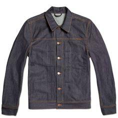 Nudie Sonny Denim Jacket (Dry Dirt Organic)