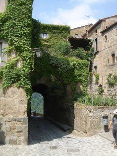 Civita di Bagnoregio, Provincia di Viterbo - Italy