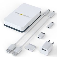 Cyber Monday Blowout! PermaCharger® Portable 11,000 mAh USB Battery Bank for iPhone/Android/Tablet/Many Other Devices. World's Only Power Pack with 5 FREE Cellphone Cables & 1 Wall Adapter. PermaCharger http://www.amazon.com/dp/B015OX857C/ref=cm_sw_r_pi_dp_STrywb04SBH8A