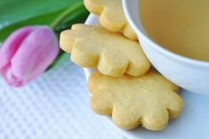 Maize Meal Biscuits