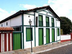 Centro Histórico de Pirenopolis
