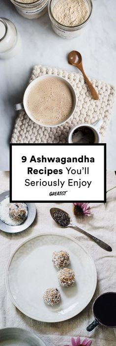 Ashwagandha ain't no avocado, but you're going to love these. #greatist https://greatist.com/eat/ashwagandha-recipes-so-you-enjoy-the-taste
