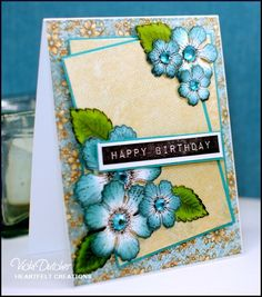 All I Do Is Stamp-- Designs by Vicki Dutcher: Heartfelt Creations Alumni December Hop