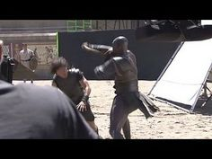 Pompeii: Behind-the-Scenes Footage --  -- http://wtch.it/Uxtem