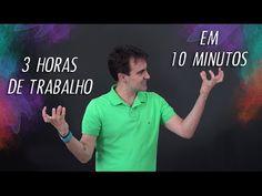 Evite 3 Horas de Trabalho com 10 Minutos de Estratégia