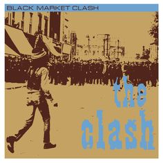 The Clash - Black Market Clash (10 inch) Black Market Clash was originally released as a 10-inch EP in 1980 between London Calling and Sandinista! This stunning collection of songs quickly became a cu