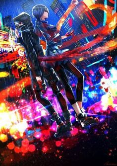 Tokyo Ghoul Kaneki x Touka Kaneki Ken