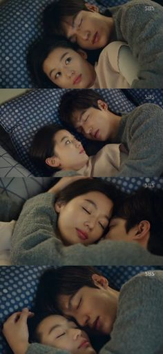 "[Spoiler] ""The Legend of the Blue Sea"" Jeon Ji-hyeon and Lee Min-ho, so intimate and close"