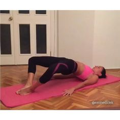 Booty and inner thigh workout  by @eminediilek #girlyexercises