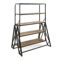 Our Best Dining Room & Bar Furniture Deals Etagere Bookcase, Ladder Bookcase, Bookshelves, Eclectic Bookcases, Leaning Bookshelf, Bookshelf Ideas, Furniture Deals, Bar Furniture, Furniture Design
