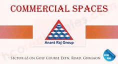 Anant Raj New Commercial Projects Guragon # Anant Raj New Projects Sector 63 Gurgaon