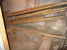 ARKEOLOGI GÄVLEBORG: Medeltida grunder under golvet i Segersta kyrka