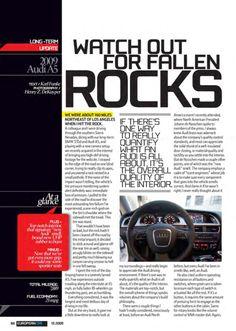 pull quote idea...European Car Magazine