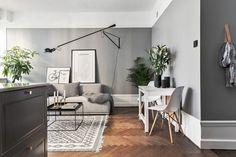 Scandinavian interior and design Home Decor Inspiration, Home Living Room, Home Wall Colour, Interior, Home, Appartment Decor, Remodel Bedroom, Flat Decor, Home And Living