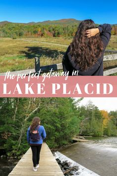 Planning a weekend in Lake Placid? In this guide, I will show you some of the best things to do in the Adirondacks. From the best mountain peaks to lakeside retreats, this post will help you plan the perfect Lake Placid getaway! New Travel, Family Travel, Travel Usa, Lake Placid New York, York Things To Do, New York Summer, Destinations, Upstate New York, Travel Guides