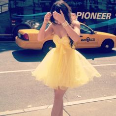 Love the Yellow just like bell from beauty and the beast