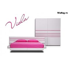 Pat Viola pentru dormitoare Bed, Furniture, Home Decor, Decoration Home, Stream Bed, Room Decor, Home Furnishings, Beds, Home Interior Design