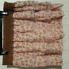 Skirt Short multi color Rue 21 Skirts Mini