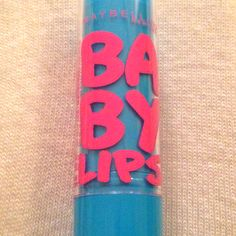 I think this is the baby lips i have...its called twinkle - carley:)
