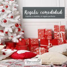 El regalo perfecto para estas navidades puede ser tuyo 😍👏   Sorprende a tus amigos y familiares con los cojines a medida de Your Cushion, un detalle 100% personalizado por ti para esa persona tan especial 🤗  Esta Navidad 🎄, regala la mejor comodidad ❤️ Apuesta por un regalo único DIY 🎁   #regalospersonalizados #regalosdenavidad #regalosoriginales #ideasregalos #cojinesamedida #cojinespersonalizados #regalacomodidad #cojinesderegalo #decolovers #love #xmas #regalosDIY #NavidadDIY #ideasDIY